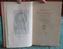 Physiologie du Goût. 2 volumes.. BRILLAT-SAVARIN Jean-Anthelme