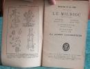 Maladies de la vigne - Mildiou - Erinose - Oidium - Anthracnose - black-rot. LARBALETRIER Albert
