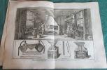 Encyclopédie Diderot et D'Alembert - Recueil de 13 planches de Marechal Ferrant et grossier.. DIDEROT - D'ALEMBERT