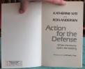Action for the Defense (Bridge). ANDERSEN Ron