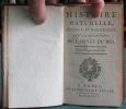 Histoire Naturelle générale et particulière, avec la description du cabinet du Roi - Tome XXV. BUFFON Georges Louis Leclerc de