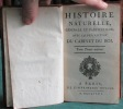 Histoire Naturelle générale et particulière, avec la description du cabinet du Roi - Tome XXXI. BUFFON Georges Louis Leclerc de