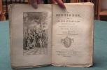 Le miroir d'or ou les rois du chechian - 4 tomes en 2 volumes.. ANONYME