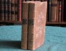 Voyages philosophique et pittoresque sur les rives du Rhin, A Liège, dans la Flandre, Le Brabant, La Hollande fait en 1790 - 2 volumes. FORSTER George