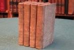 Souvenirs d'un voyage en Livonie, à Rome, et à Naples - 4 volumes.. KOTZEBUE Auguste