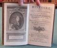 Histoire de Louis de Bourbon second du nom, prince de Condé, premier prince du sang, surnommé le grand - 3 volumes.. DESORMEAUX Joseph-Louis-Ripault