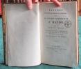 Lettres écrites de Vienne en Autriche, sur le célèbre compositeur J. Haydn,. STENDHAL (Henry Beyle de)