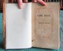 L'Ami Fritz. Edition originale.. ERCKMANN-CHATRIAN