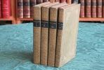 Chansons de P. J. de Béranger. 5 tomes en 4 volumes.. BERANGER Pierre-Jean de