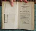 Notice Topographique historique, statistique et militaire sur l'ile Sainte-Hélène.. GUILLOT Henry