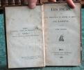 Les incas ou la destruction de l'empire du Pérou. 2 tomes en 1 volume.. MARMONTEL Jean-François