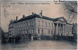 BRIVE - PALAIS DE JUSTICE ET RUE DE L'HOTEL DE VILLE. Corrèze