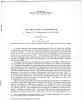 THE SERUM LIPIDS IN KWASHIORKOR - EXTRAIT DE THE JOURNAL OF TROPICAL PEDIATRICS. SCHWARTZ RUTH  -