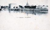 TARASCON - VUE GÉNÉRALE. TARASCON
