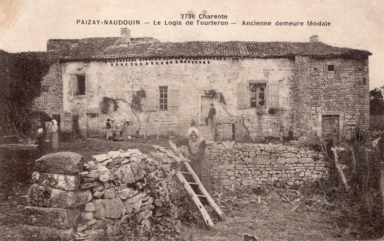 PAIZAY - NAUDOUIN . CHARENTES