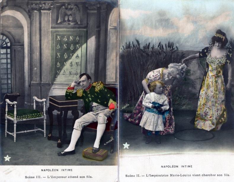 NAPOLÉON  INTIME. Napoléon