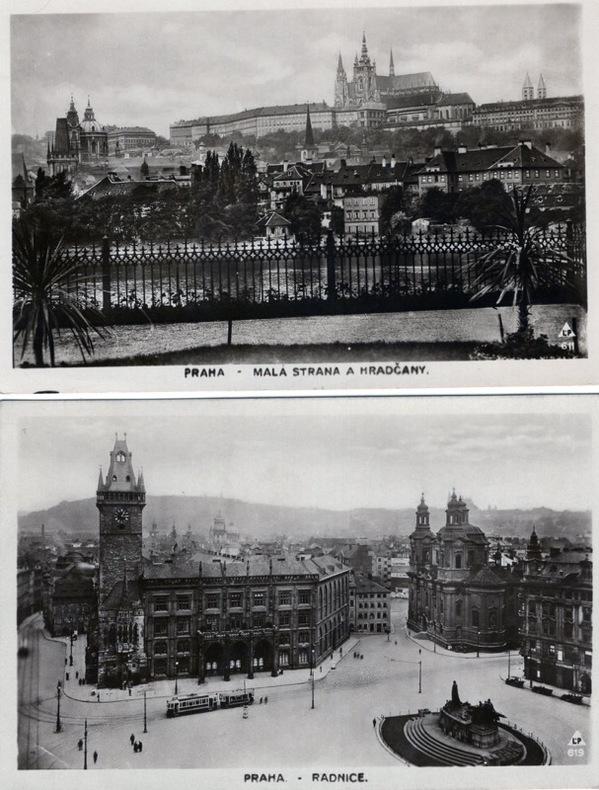 PRAHA. Prague