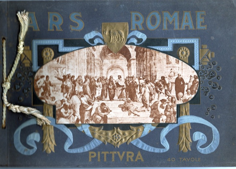 ARS ROMAE . Rome