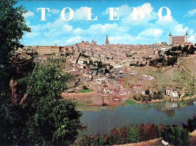 TOLEDO . Espagne