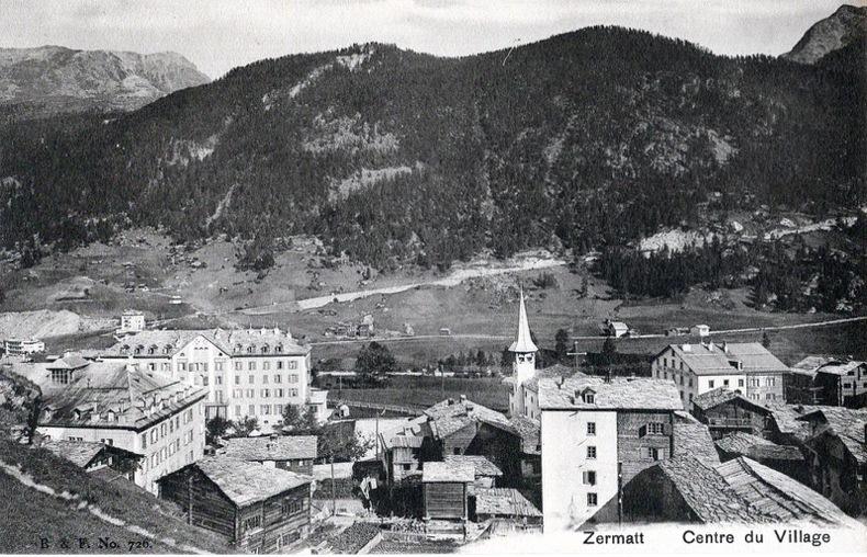 ZERMATT . Suisse