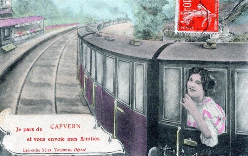 CAPVERN. Hautes-Pyrénées