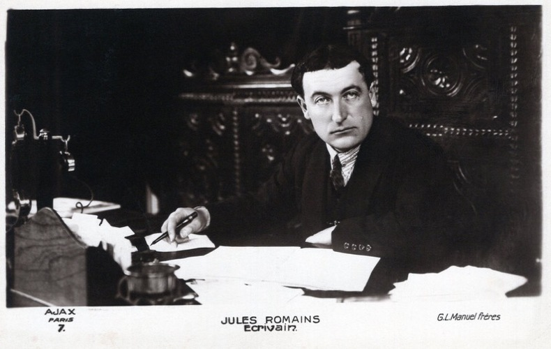 ROMAINS Jules. ROMAINS Jules