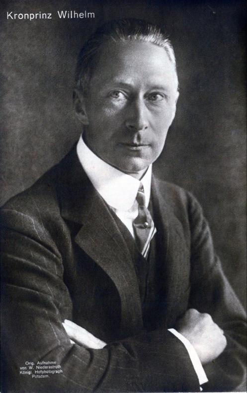 KRONPRINZ Wilhelm. KRONPRINZ