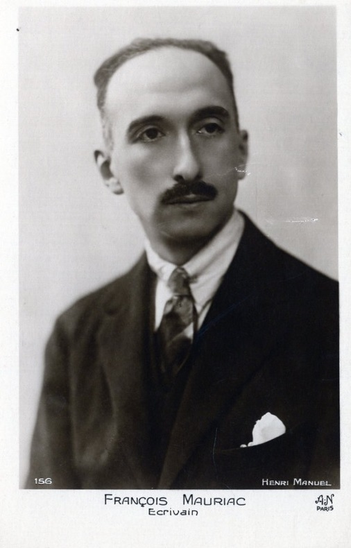 MAURIAC François. MAURIAC