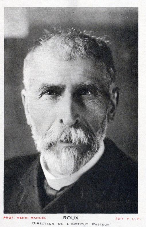 ROUX  Émile. ROUX  Émile