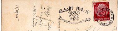 LEIPZIG, Deutsche Bucherei,. Allemagne