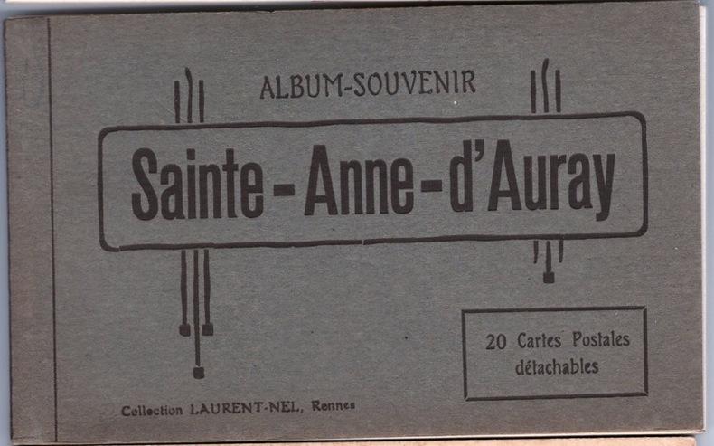 STE ANNE D'AURAY . Morbihan