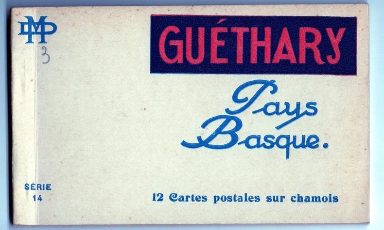 GUÉTHARY , Pays Basque .. Pays Basque