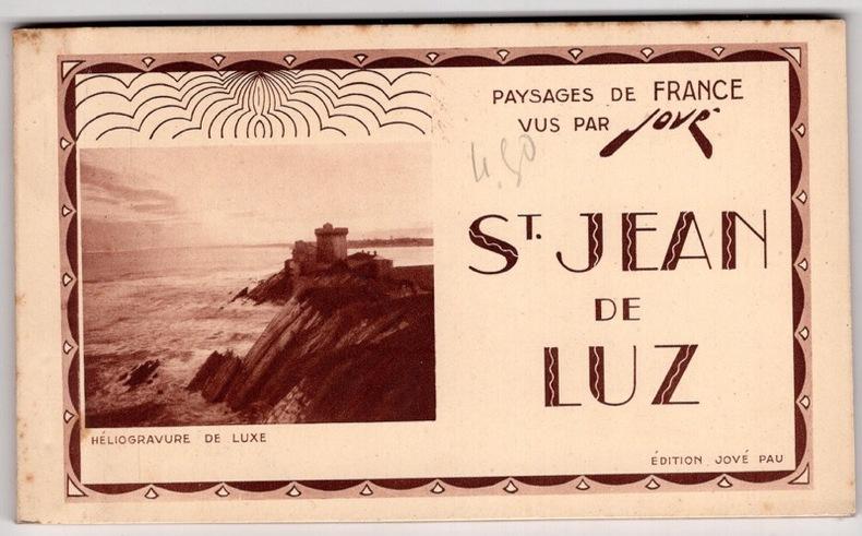 ST JEAN DE LUZ. Pyrénées Atlantiques