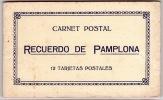 RECUERDO DE PAMPLONA. Espagne