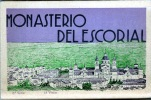 MONASTERIO DEL ESCORIAL . Espagne