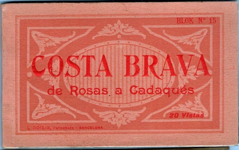 COSTA BRAVA . Espagne