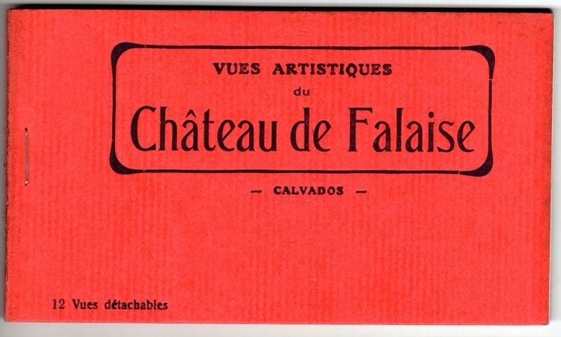 Château de Falaise . Calvados