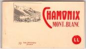 CHAMONIX Mont-Blanc. Haute-Savoie