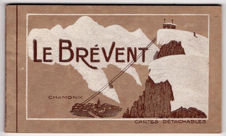 LE BREVENT. Haute Savoie