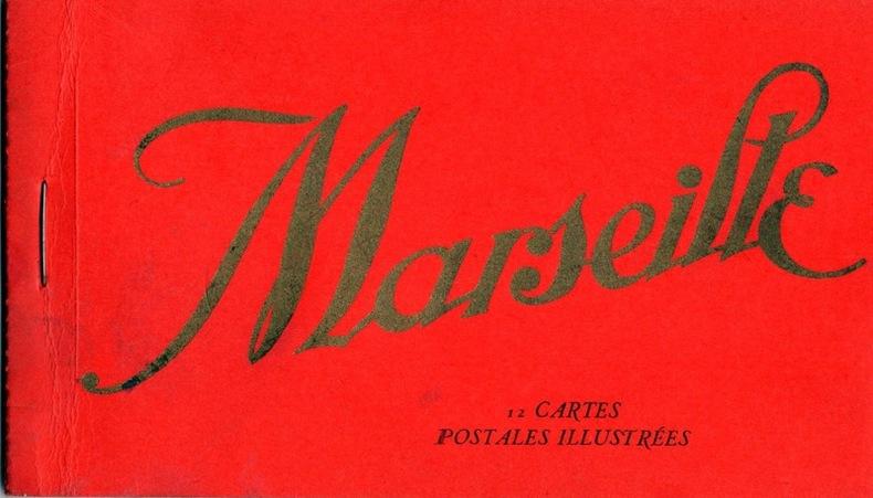 MARSEILLE . Bouches du Rhône