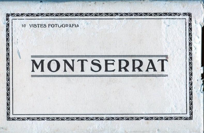 MONTSERRAT . Espagne
