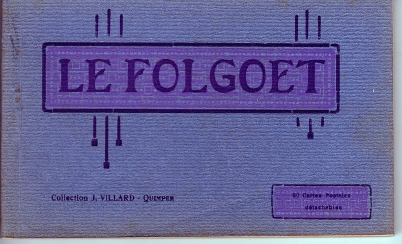 LE FOLGOET . Villar