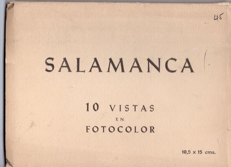 SALAMANCA. Espagne