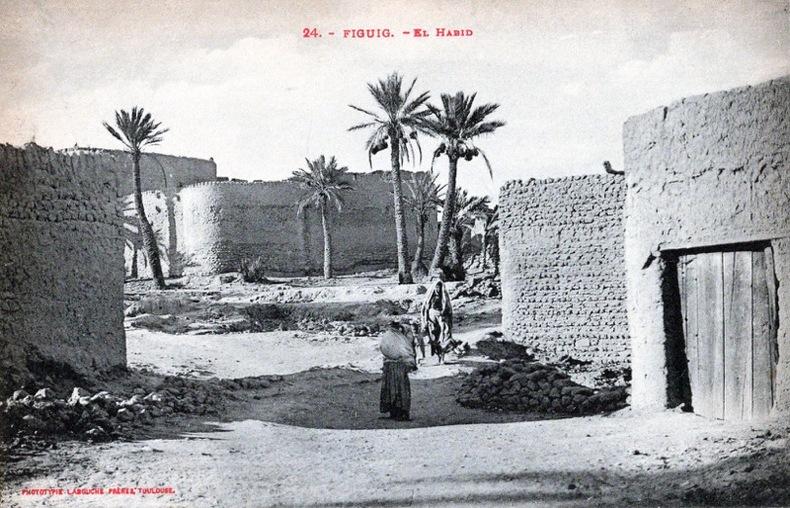 FIGUIG , El Habid,. Maroc