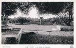 RABAT ,  le jardin de l' Aguedal .. Maroc