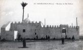 CASABLANCA , Marabout de Sidi Belliout, . Maroc