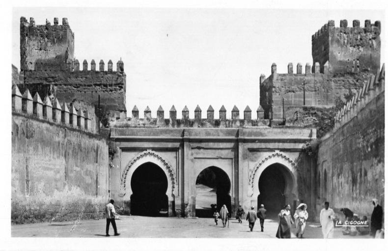 FES , Bab Dekaken .. Maroc