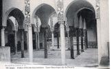 ALGER , Palais d'été du Gouverneur, Cour Mauresque de la Douéra, . ALGÉRIE