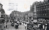 LONDON , The Strand and Charing Cross .. Angleterre