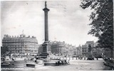 LONDON , Trafalgar square. Angleterre